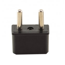 Plug Adapter: US to EU