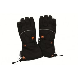 ALPENHEAT Heated Gloves FIRE-GLOVE: schwarz/BP6