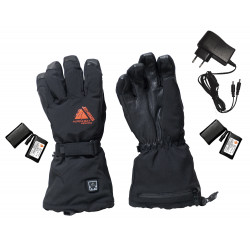 ALPENHEAT Apsildāmie Cimdi FIRE-GLOVE RELOADED