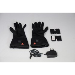 Gloveliner Set: either wear the gloves as they are or as liners with a glove on top