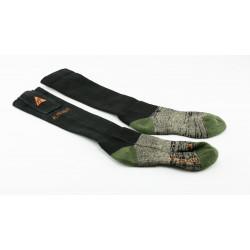 носки с подогревом шерсть