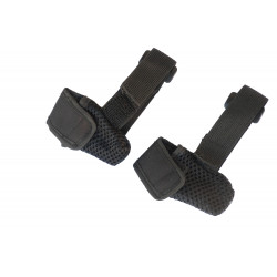 Oppvarmet Tilbehør Borrelås med batteriveske (for sokker)