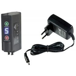 Akumulatoru bloks 2.2Ah+lādētājs