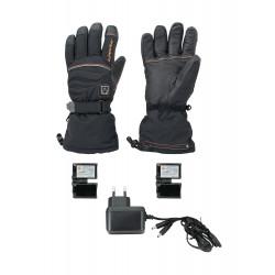 ALPENHEAT Vyhrievané rukavice FIRE-GLOVE: Vzorová séria