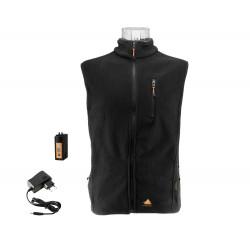 ALPENHEAT флисовый жилет с подогревом FIRE-FLEECE: без упаковки
