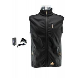 ALPENHEAT Vest Chauffant FIRE-SOFTSHELL: sans emballage