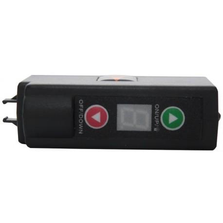 Heated Clothing Battery Pack: 2200mAH: 5 heat settings