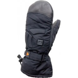 heated mitten, wind and waterproof
