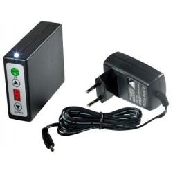 Akumulatoru bloks FIRE 4400mAh+lādētājs