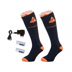 ALPENHEAT Heated Socks FIRE-SOCKS Cotton 1 Pair