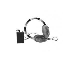 ALPENHEAT Oppvarmede ørevarmere FIRE-EARMUFFS