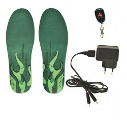 ALPENHEAT Plantillas calentadas WIRELESS HOTSOLE