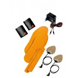 ALPENHEAT Podgrzewane wkładki do butów COMFORT: Custom