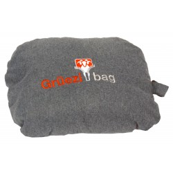 FEATER: heated sleeping bag inlet